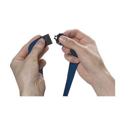 Werbe-Lanyard mit Kunststoff-Sicherheitsverschluss