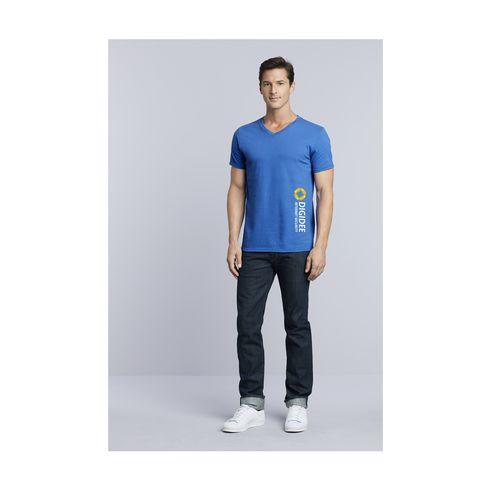 Gildan Softstyle V-Neck T-Shirt Herren