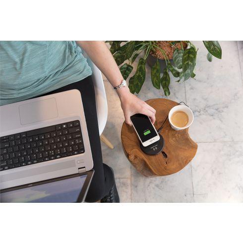 Wireless 10W Fast Charging Pad Schnellladegerät