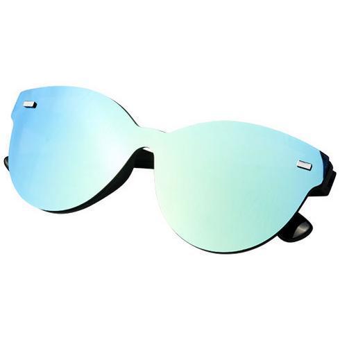 Shield Sonnenbrille mit vollverspiegelten Gläsern