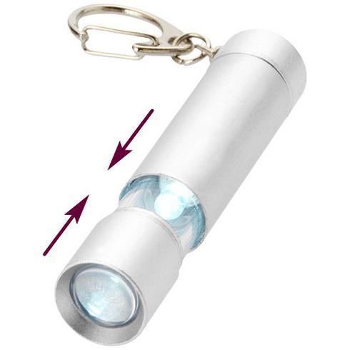 Lepus LED-Schlüsselanhänger Taschenlampe