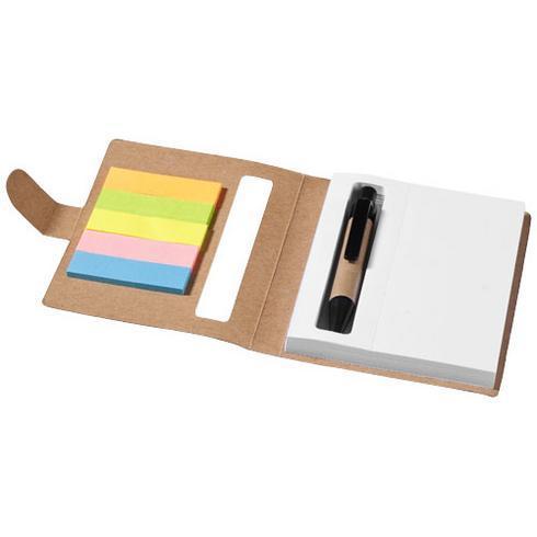 Reveal buntes Haftnotizheftchen mit Stift