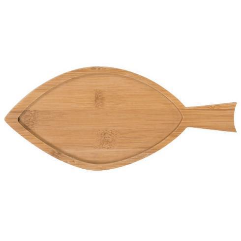 Anna 2-teiliges Amuse-Bouche-Set aus Bambus