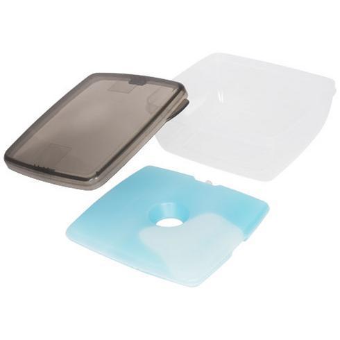 Glace Lunchbox mit Eispad
