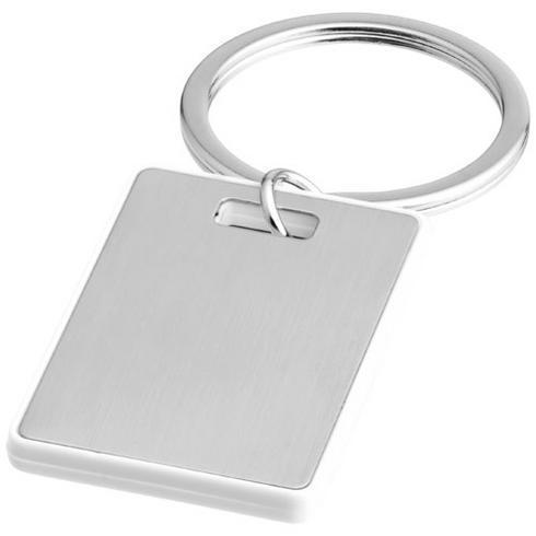 Donato rechteckiger Schlüsselanhänger