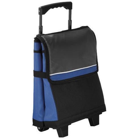 Roller Kühltasche für 32 Dosen auf Rollen