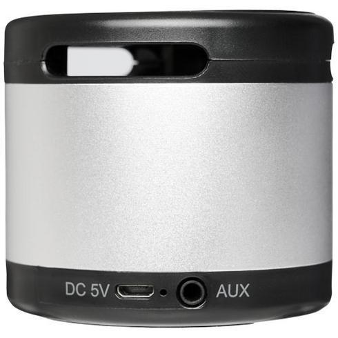 Jones metal Bluetooth®-Lautsprecher mit kabellosem Lade-Pad
