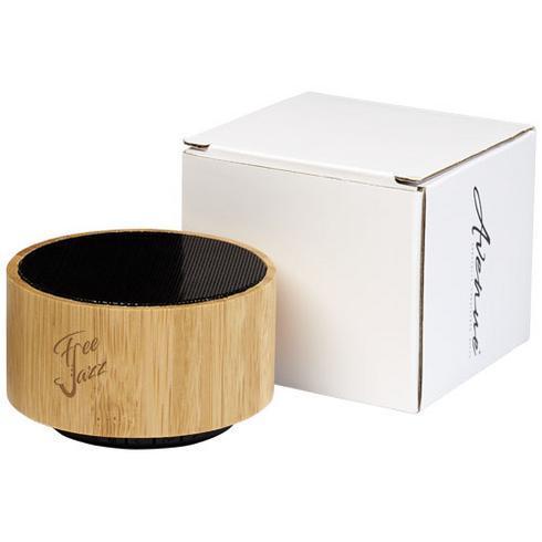Cosmos Bluetooth® Lautsprecher aus Bambus