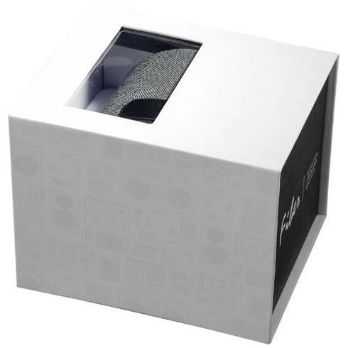 Fiber Bluetooth® Lautsprecher mit Funktion Kabelloses Laden