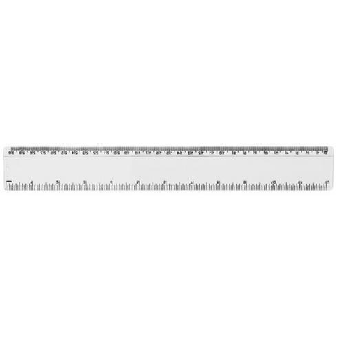Renzo 30 cm Kunststofflineal